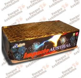 Torta Show Impacto Austral 260 Tiros