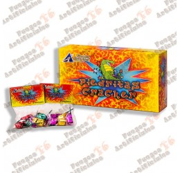 Piedrias Crackers Del Dragon 24 x 6 Unid.