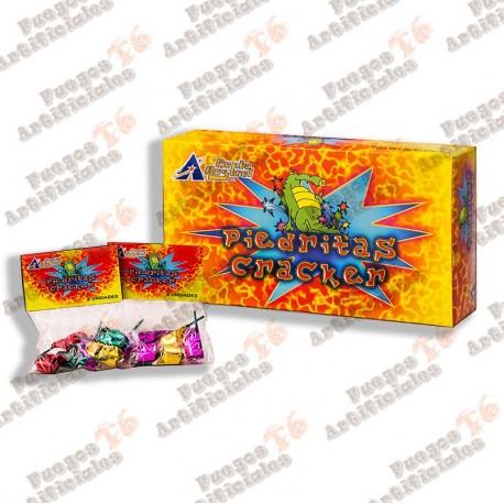 Piedrias Crackers Del Dragon 24 x 6 Unid.