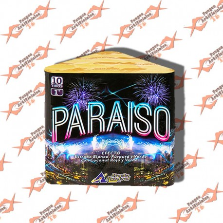 "Torta Paraiso 10 Tiros ""Punto Austral"""