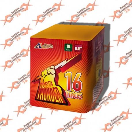 Torta Thunder 16 Tiros