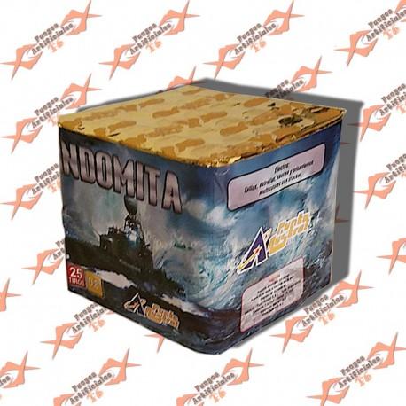 Torta Indomita 25 Tiros