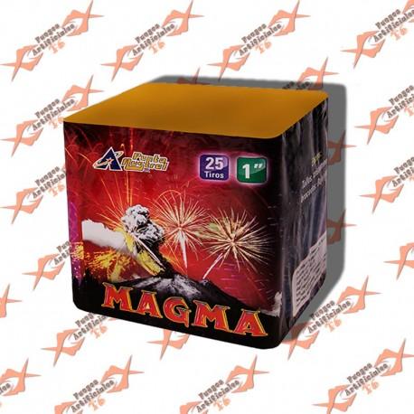 Torta Magma 25 Tiros