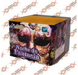 Torta Noche De Fantasias 36 Tiros