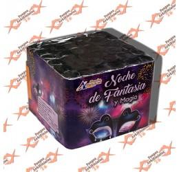 Torta Noche De Fantasia Y Magia