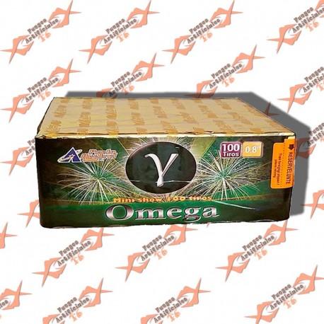 """Torta Mini Show """"Omega"""" 100 Tiros """"Excelente"""""""