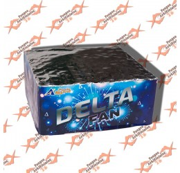 Torta Delta Recta 100 Tiros Punto Austral