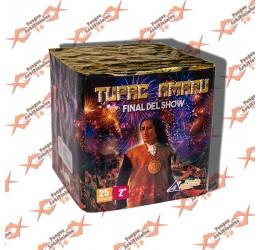 Torta Tupac Amaru Final Show